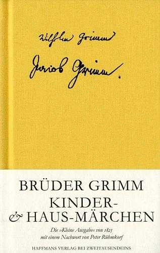 Kinder- & Hausmärchen von Jacob & Wilhelm Grimm für 9,90€