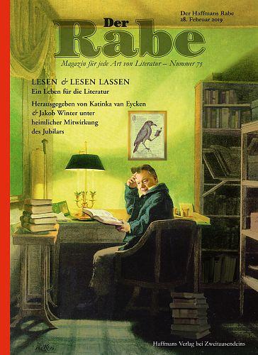 Der Rabe. Magazin für jede Art von Literatur