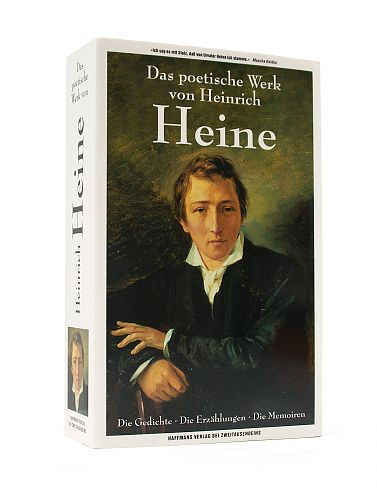 Das poetische Werk von Heinrich Heine für 9,99€