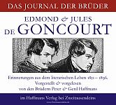 Journal - Erinnerungen aus dem literarischen Leben 1851-1896 von Edmond und Jules de Goncourt für 4,99€
