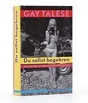 Du sollst begehren von Gay Talese für 14,90€