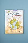 Kunstkritzelbuch für Weltentdecker für 14,95€