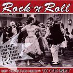 Rock n Roll von Verschiedene Interpreten für 6,99€