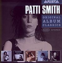 """Patti Smith: """"Original Album Classics"""""""