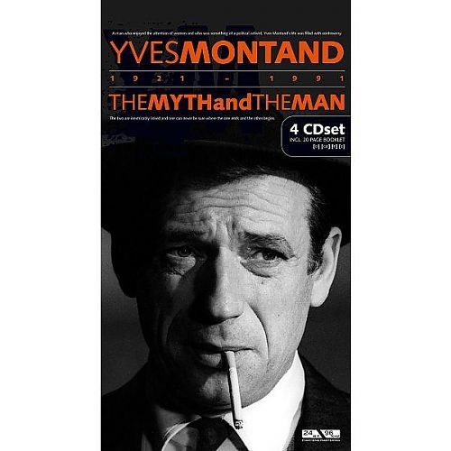 The myth and the man von Yves Montand für 7,99 €
