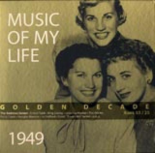 Golden Decade Book 3 - 1949 von Verschiedene Interpreten für 7,99€