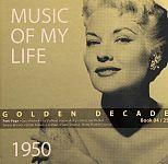 Golden Decade Book 4 - 1950 von Verschiedene Interpreten für 7,99€