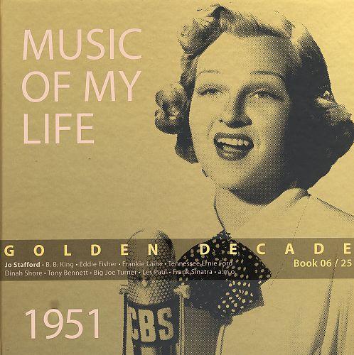 Golden Decade Book 6 - 1951 von Verschiedene Interpreten für 9,99€