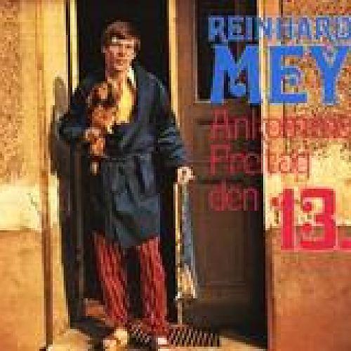 Ankomme Freitag, den 13. von Reinhard Mey für 8,99€