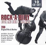 Rock-A-Billy - Rock And Roll & Hillbilly von Verschiedene Interpreten für 13,99€