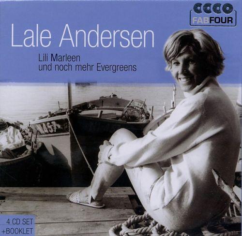 Lili Marleen und noch mehr Evergreens von Lale Andersen für 4,99€