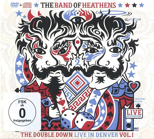 The Double Down - Live in Denver Vol. 1 von Band of Heathens für 12,99 €