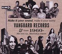 Verschiedene Interpreten: Make It Your Sound, Make It Your Scene: Vanguard Records & The 1960s Musical Revolution