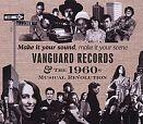 Make It Your Sound, Make It Your Scene: Vanguard Records & The 1960s Musical Revolution von Verschiedene Interpreten für 24,99€