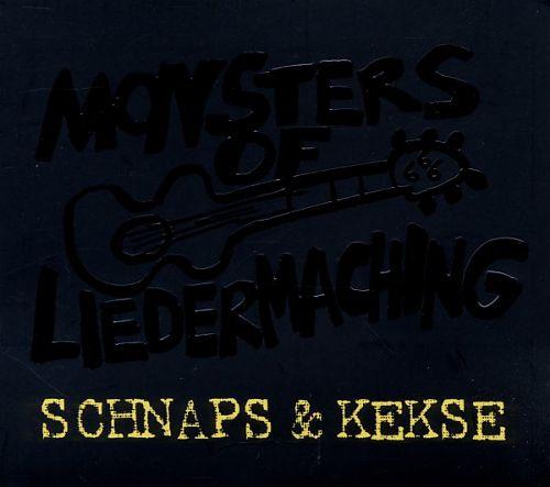 Schnaps & Kekse von Monsters of Liedermaching für 9,99€