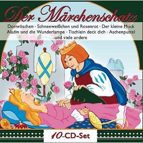 Der Märchenschatz 10 CDs von Verschiedene Interpreten für 9,99€