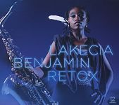 Retox von Lakecia Benjamin für 14,99€
