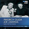 Music for Two Pianos von Freidrich Gulda & Joe Zawinul für 9,99€