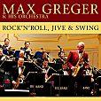 Rock N Roll, Jive & Swing von Max Greger & His Orchestra für 14,99€