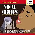 The Legendary Vocal Groups - 200 Hits & Rarities von Verschiedene Interpreten für 6,99 €