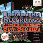 The Memphis Recordings From The Legendary Sun Studios Vol. 2 von Verschiedene Interpreten für 6,99 €