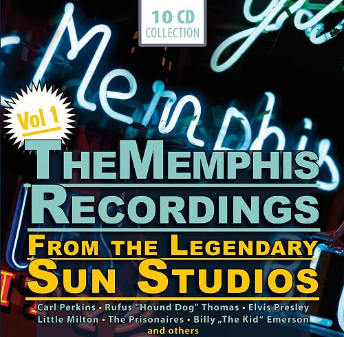 The Memphis Recordings From The Legendary Sun Studios Vol. 1 von Verschiedene Interpreten für 6,99 €