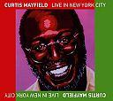 Live in New York City von Curtis Mayfield für 6,99€