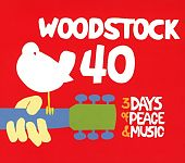 Woodstock - 40 Years On: Back To Yasgurs Farm von Verschiedene Interpreten für 25,99 €