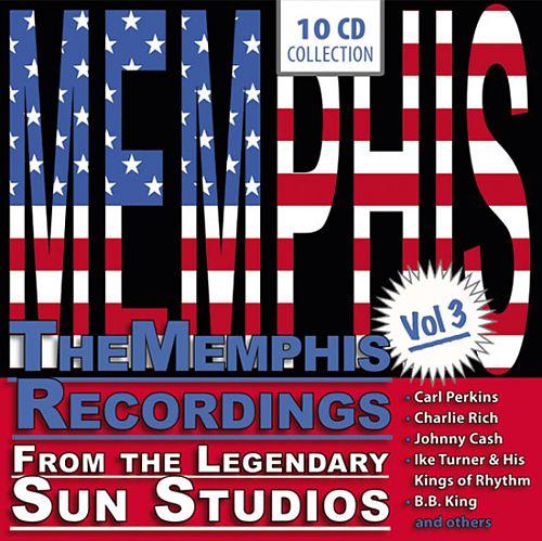 The Memphis Recordings Vol. 3 von Verschiedene Interpreten für 6,99€