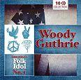 Americas Folk Idol No. 1 von Woody Guthrie für 12,99€