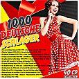 1000 Deutsche Schlager von Verschiedene Interpreten für 39,99€