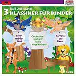 3 Klassiker für Kinder von Rolf Zuckowski für 14,99€