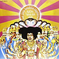 "Jimi Hendrix: ""Axis: Bold As Love (remastered) (180g) (mono)"""