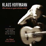 Als wenn es gar nichts wär von Klaus Hoffmann für 21,99€
