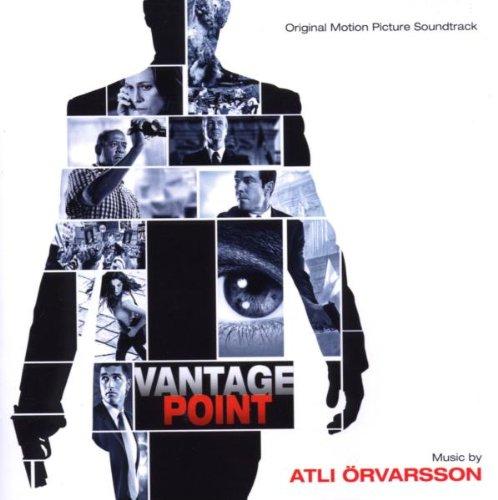 Vantage Point - 8 Blickwinkel O.S.T. von Atli Örvarsson für 3,99€