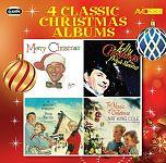 Four Classic Christmas Albums von Verschiedene Interpreten für 8,99€