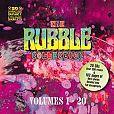 The Rubble Collection Vol. 1 - 20 von Verschiedene Interpreten für 69,99€