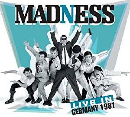 Live in Germany 1981 von Madness für 19,99€