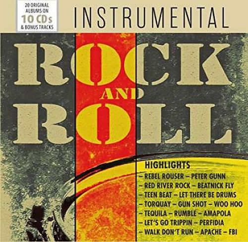 Instrumental Rock and Roll - 20 Original Albums von