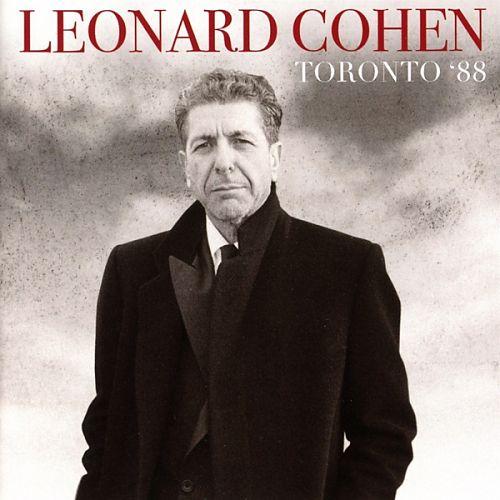 Toronto 88 von Leonard Cohen für 13,99€