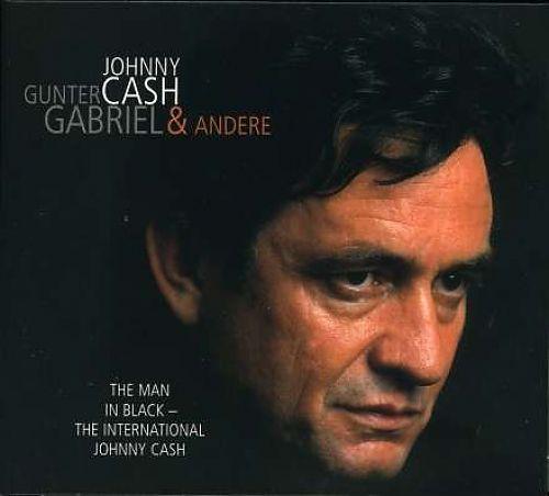 The Man In BlackThe International Johnny Cash von Johnny Cash & Gunter Gabriel für 14,99€