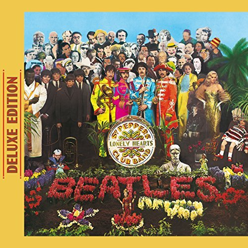 Sgt. Peppers Lonely Hearts Club Band 50th-Anniversary-Edition von The Beatles für 22,99€