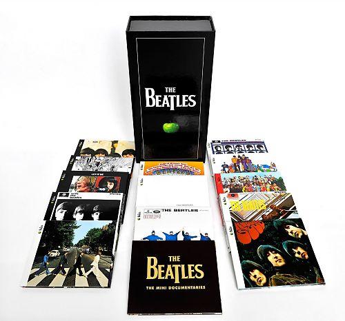 The Beatles Stereo Boxset von The Beatles für 159,99€