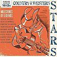Country & Western Stars - Milestones of Legends 20 Original Albums von Verschiedene Interpreten für 12,99€