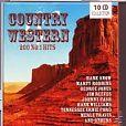 Country & Western - 200 No. 1 Hits von Verschiedene Interpreten für 12,99€