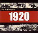 1920 - Lieder der Märzrevolution: Keine Bange Leschinsky von Die Grenzgänger & Frank Baier für 15,99€