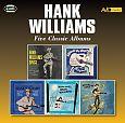 Five Classic Albums von Hank Williams für 8,99€