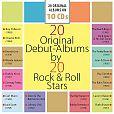 20 Original Debut-Albums By 20 Rock & Roll-Stars von Verschiedene Interpreten für 13,99€