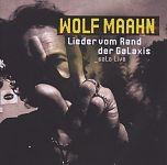 Lieder vom Rand der Galaxis: Solo Live von Wolf Maahn für 12,99€