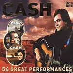 Johnny Cash: 54 Great Performances von Johnny Cash für 9,99 €